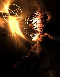 Schöpfung, Bessesenheit, Versinken, Evolution