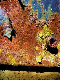 Vergänglichkeit, Weg, Farben, Digitale kunst