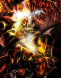 Physik, Seele, Neuzeit, Energie