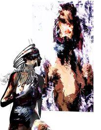 Identität, Webkunst, Abstrakt, Freak