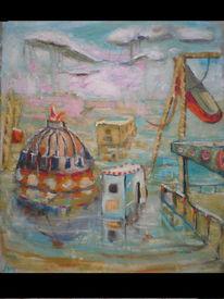 Malerei, 2013, Kindheit