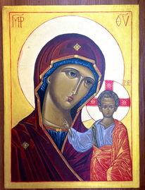 Kazan, Ikonen, Religion, Gottesmutter