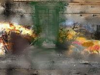 Tür, Malerei