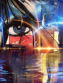Serie, Farben, Digitale kunst,