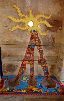 Ofen, Malta, Geschichte, Malerei