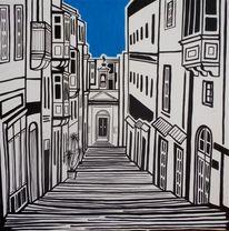 Malta, Vittoriosa, San gwan, Valletta