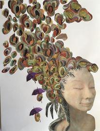 Vergangenheit, Traum, Baum, Blüte