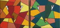 Geometrie, Figur, Malerei, Fantasie