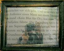 Spiegel, Zeitung, Tagesthemen, Text