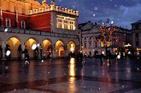 Krakau, Fotografie, Rynek