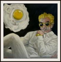Peter zahrt, Kunstausstellungen, Karikatur, Galerist