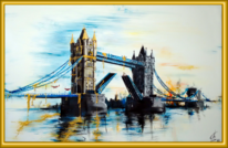 London, Turm, Tower bridge, Stadt