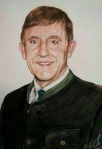 Portrait, Steirer, Mann, Anzug
