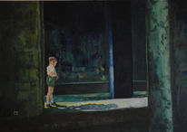 Figürliche malerei, Malerei