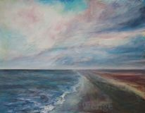 Meer, Landschaft, Wasser, Küste