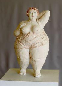 Figurativ, Frau, Skulptur, Heidelberg