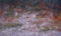Wasser, Teich, Tümpel, Herbst