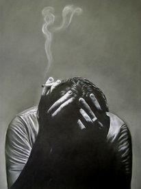 Schmerz, Zeichnungen