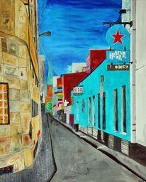 Bar, Wuppertal, Malerei,