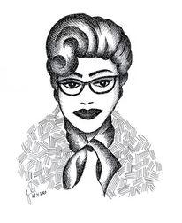 Skizze, Brille, Zeichnungen,