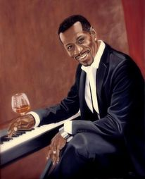 Blueberry hill, Alfred mccrary, Portrait, Mann
