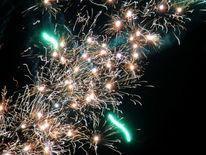 Feuerwerk, 2014, Winter, Fotografie