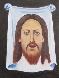 Haider, Ölmalerei, Mythos, Jesus