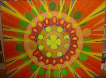 Mandala, Mantra, Geburt, Malerei