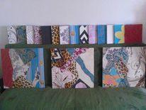 Wandbeläge, Kunsthandwerk