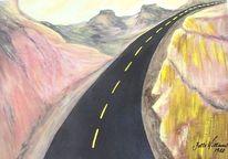 Colorado, Usa, Malerei
