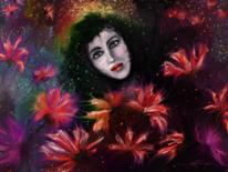 Fantasie, Blumen, Scheinhaft, Scheinbar