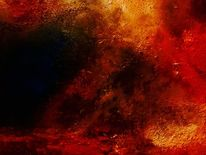 Fantasie, Acrylmalerei, Liebe, Freigebunden