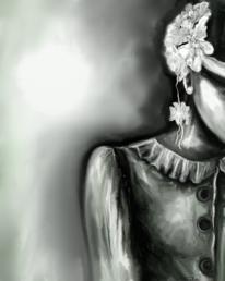 Fantasie, Frau, Digitale kunst