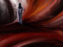 Malen, Frau, Farben, Schöpfung