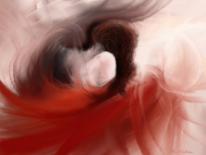 Liebe, Fantasie, Digitale kunst, Malerei