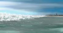 Sand, Australien, Grafiktablett, Landschaft