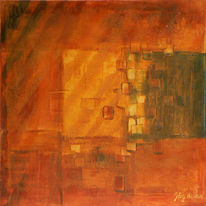 Umwelt, Plastische malerei, Projekt, Realismus