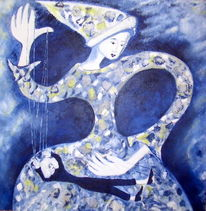 Märchenhaft, Traumwelten, Malerei