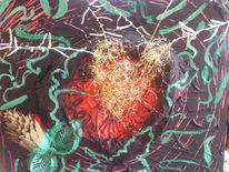 Acrylmalerei, Malerei, Welt,