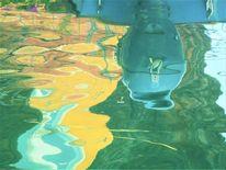 Maderno, Wasser, Gardasee, Spiegelung
