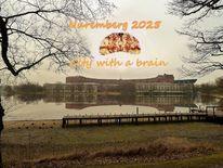 Nürnberg 2025, Gehirn, Bewerbung, Kulturhauptstadt