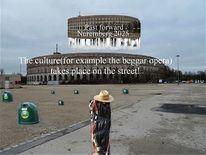 Kultur, Kulturhauptstadt, Botschaft, Flasche