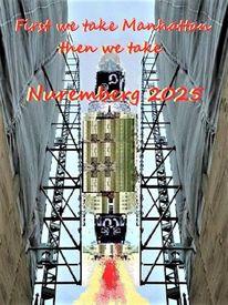 Kulturhauptstadt, Botschaft, Dann nürnberg, Nürnberg 2025