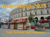 Nürnberg 2025, Volksfest, Koloss, Bewerbung