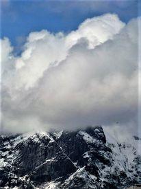 Seefeld, Berge, Wolken, Wetter