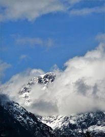 Wolken, Wetter, Himmel, Berge