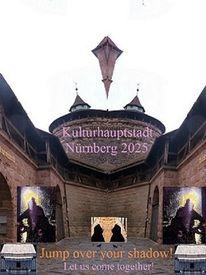 Landschaft, Schatten, Kulturhauptstadt, Nürnberg 2025