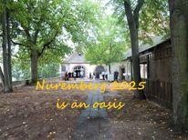 Oase, Nürnberg 2025, Bewerbung, Kulturhauptstadt