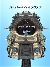 Nürnberg 2025, Überwachung, Bewerbung, Kulturhauptstadt