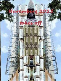 Botschaft, Nürnberg 2025, Raumfahrt, Bewerbung